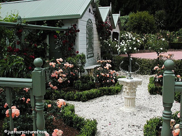 Just our Pictures of Roses ~ Formal Rose Garden ~ rose picture